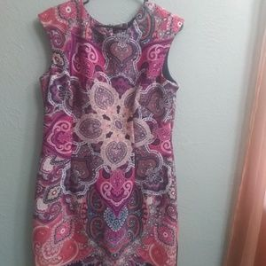 Madison Leigh dress